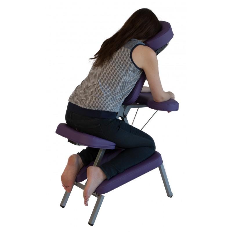chaise de massage ms 08. Black Bedroom Furniture Sets. Home Design Ideas