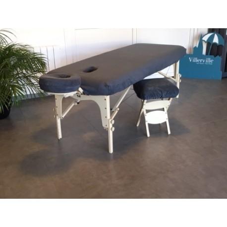 ensemble protection en ponge drap. Black Bedroom Furniture Sets. Home Design Ideas