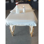 Housse vinyl table