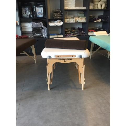 Housse éponge Couccin de massage demi-cylindre ou rond