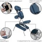 Vortex,chaise de massage