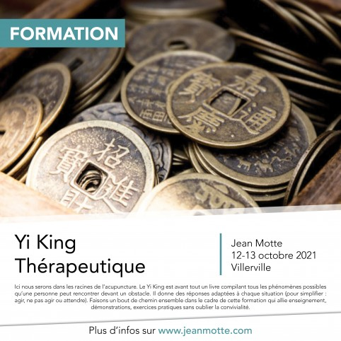 Formation: Yi King Thérapeutique Jean Motte