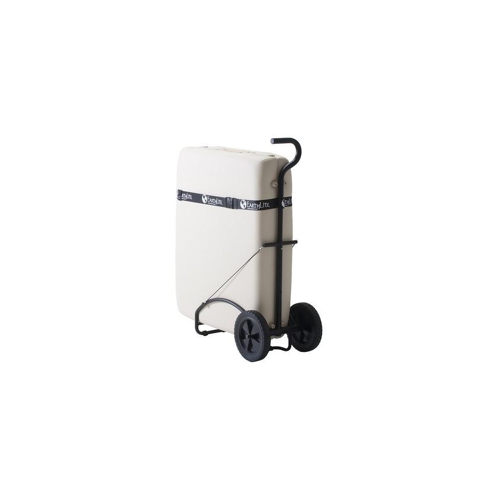 Chariot de transport table de massage Traveler